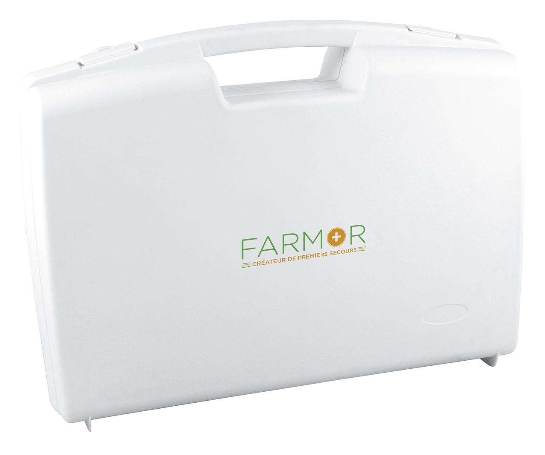 FARMOR-Valise de secours 320 mm x 280 mm x 119 mm-VAL2051PV GePMVS